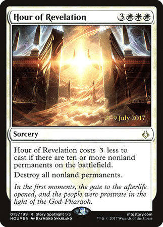 Hour of Revelation [Hour of Devastation Promos] | Matrix Collectibles