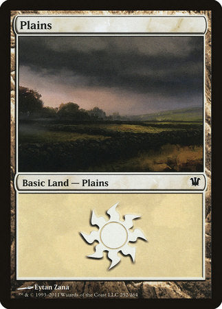 Plains (252) [Innistrad] | Matrix Collectibles