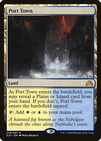 Port Town [Shadows over Innistrad] | Matrix Collectibles