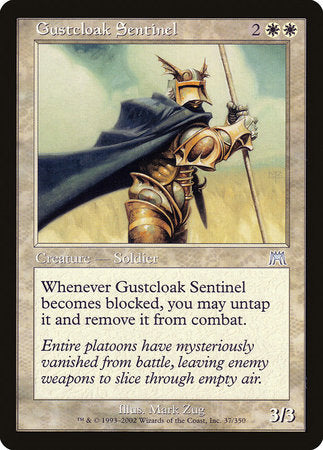 Gustcloak Sentinel [Onslaught] | Matrix Collectibles