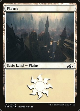 Plains [Guilds of Ravnica] | Matrix Collectibles