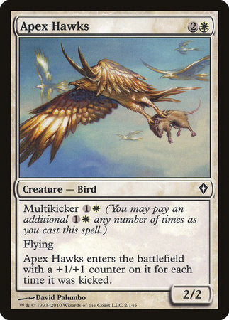 Apex Hawks [Worldwake] | Matrix Collectibles