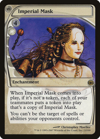 Imperial Mask [Future Sight] | Matrix Collectibles