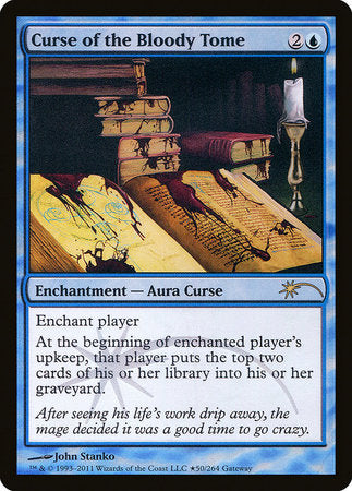 Curse of the Bloody Tome [Wizards Play Network 2011] | Matrix Collectibles