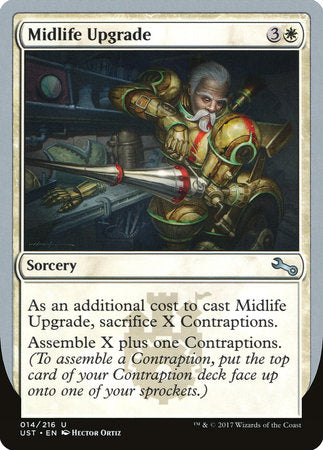 Midlife Upgrade [Unstable] | Matrix Collectibles