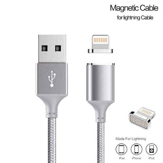 Cable USB Charger Automatic Adsorption - Gadget Best Shop