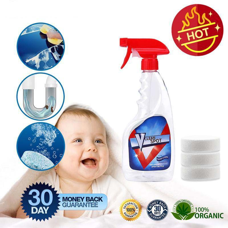 Multifunctional Spray Cleaner (1 Set)