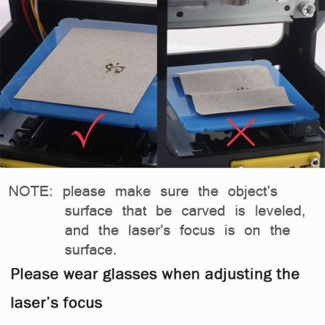 Laser INC ® - Intelligent Laser Engraving Machine