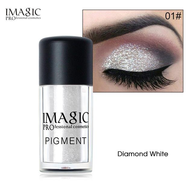 Glitter Eyeshadow Metallic Loose Powder