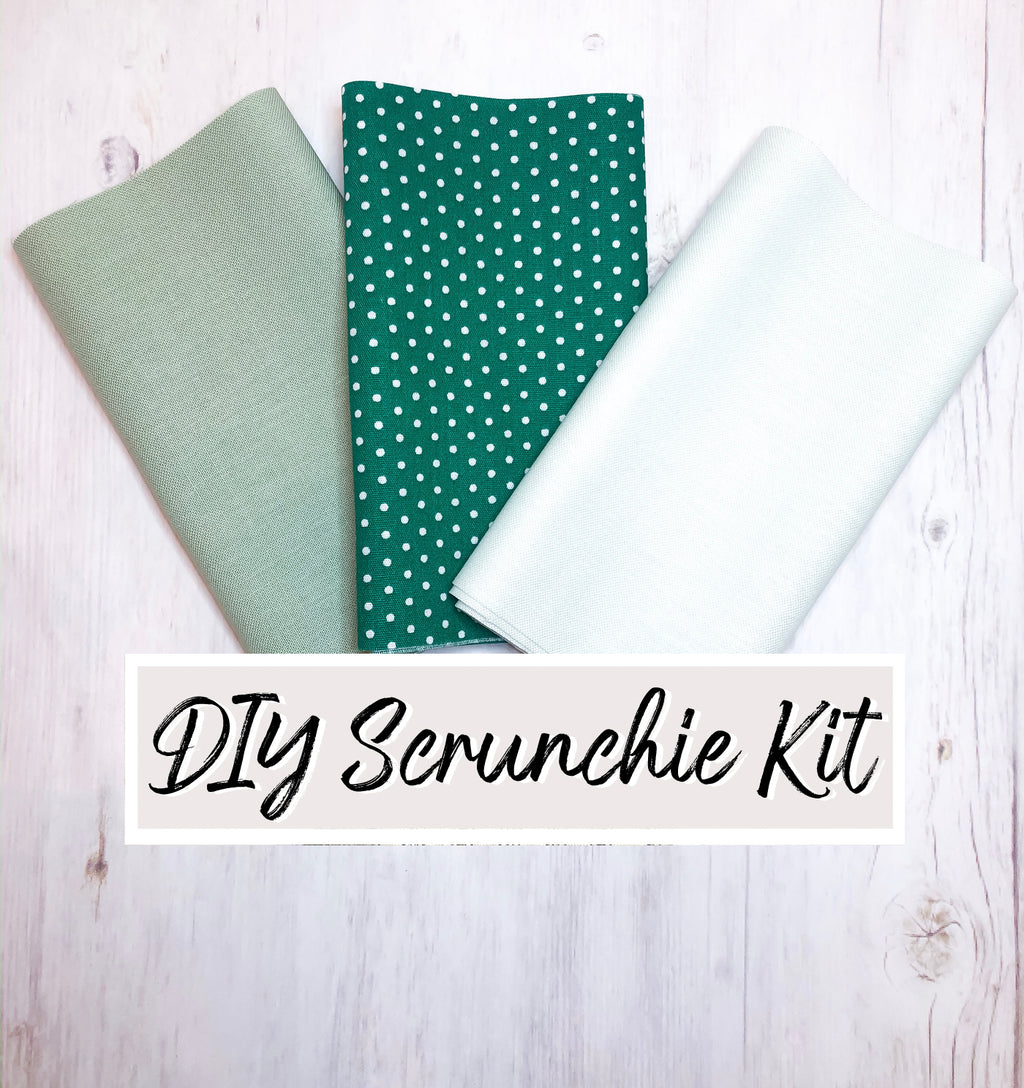 DIY Scrunchie Kit #39