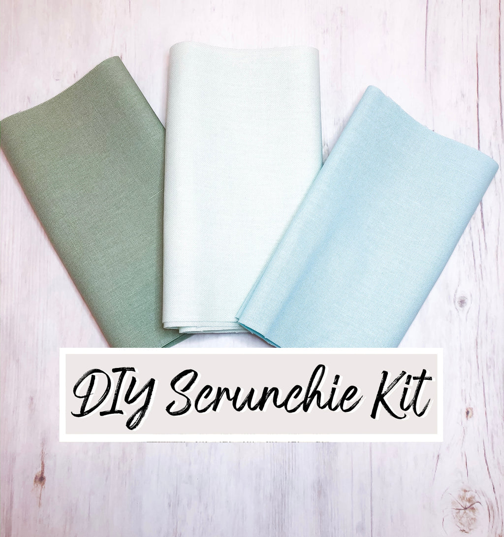 DIY Scrunchie Kit #40