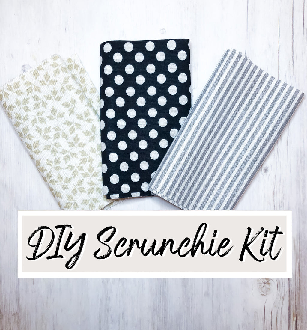 DIY Scrunchie Kit #41