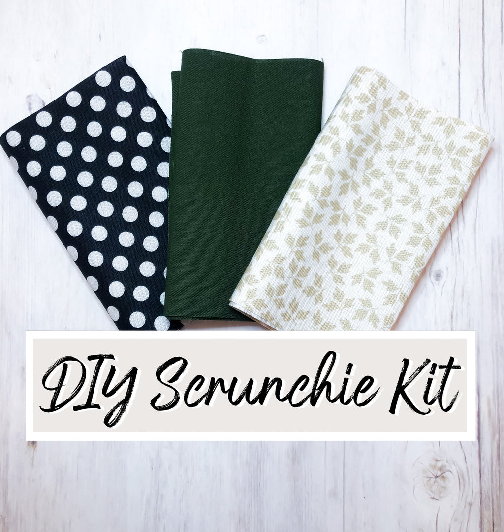 DIY Scrunchie Kit #44