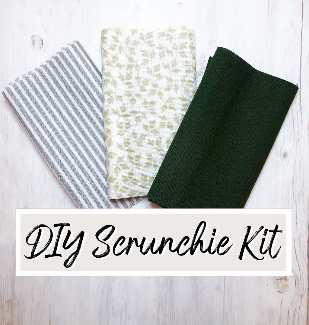 DIY Scrunchie Kit #45