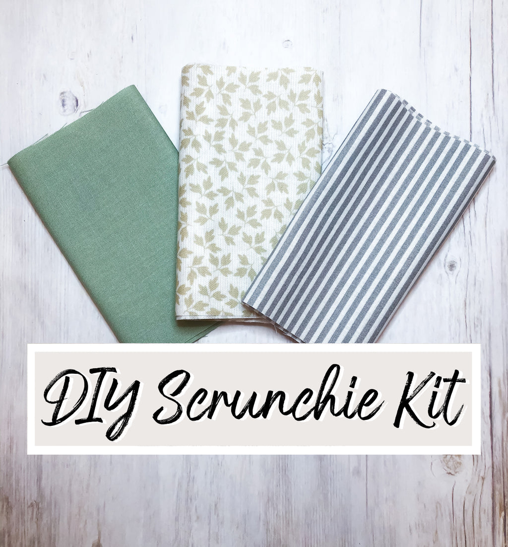 DIY Scrunchie Kit #46