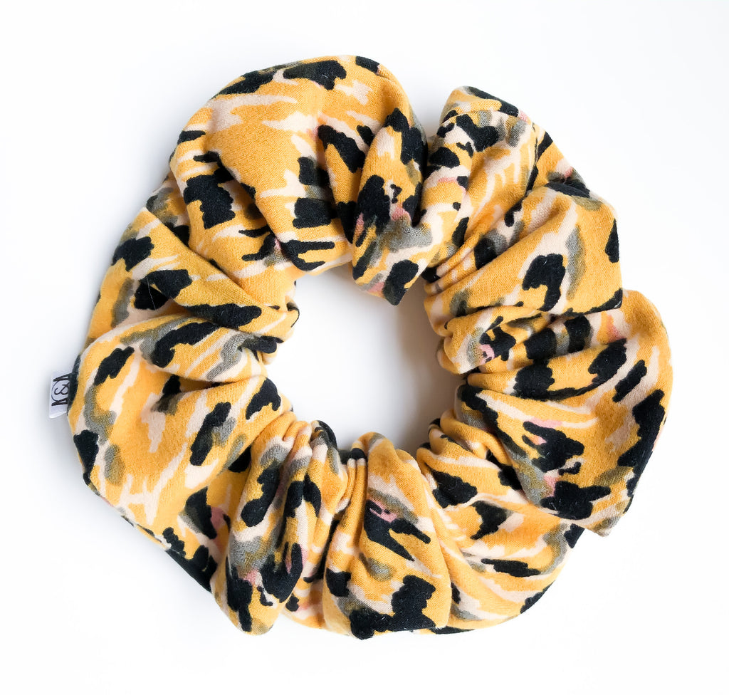 Exotic Scrunchie