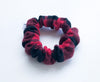 MINI Red Buffalo Scrunchie