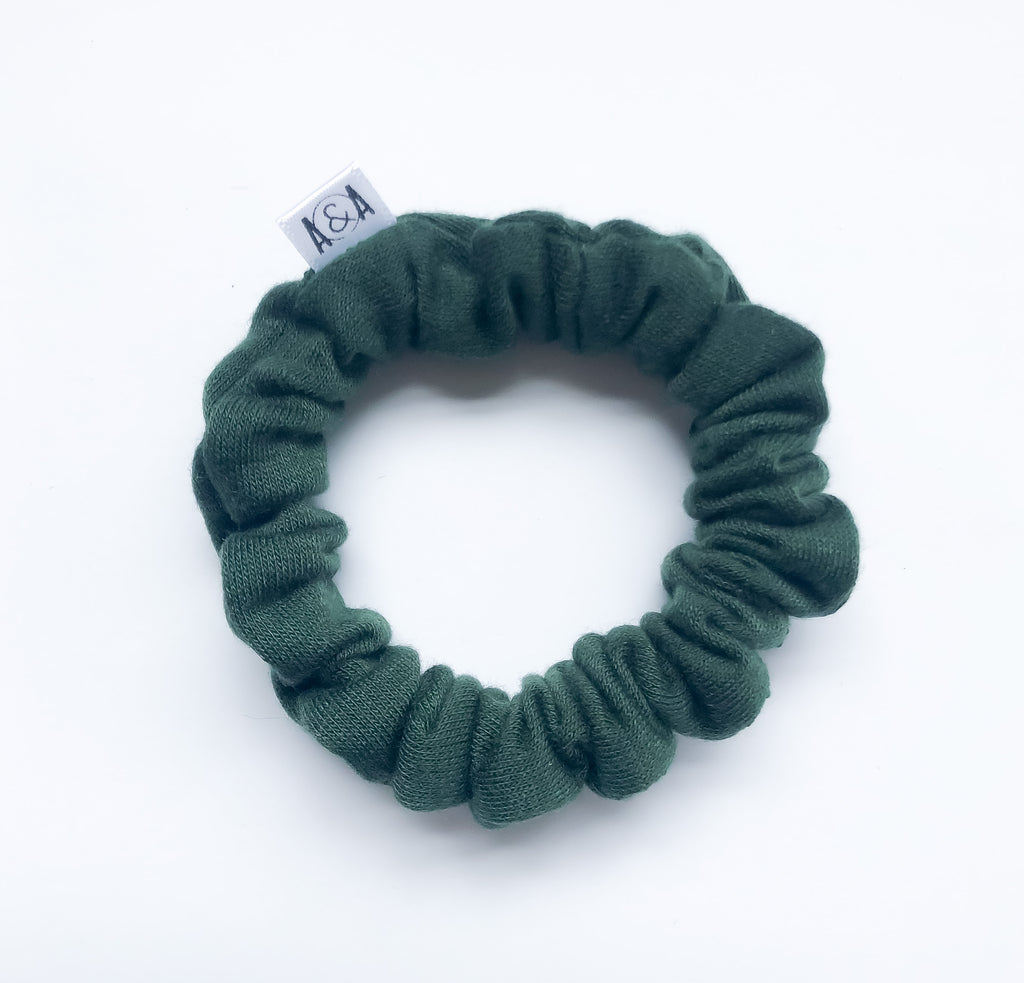 MINI Forest Scrunchie
