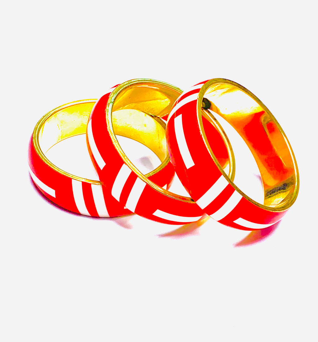 Baigen Tribal Bangle (Refer to details)