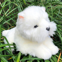 "Load image into Gallery viewer, Plush Pet - Bichon Frise - ""Annabelle"""