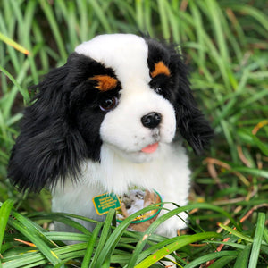 "Plush Pet - Cavalier King Charles Spaniel - ""Alex"""