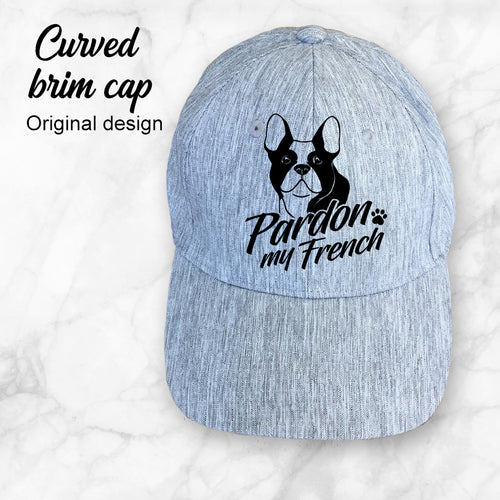 Baseball Cap - Pardon my French
