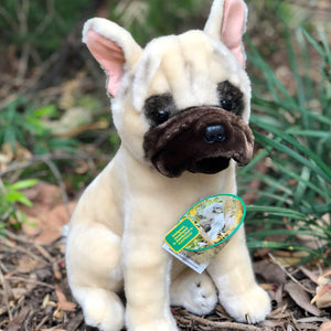 "Plush Pet - French Bulldog - ""Paris"""