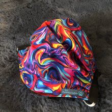 "Load image into Gallery viewer, ADULT ""Psychedelic Swirl"" Washable Face Mask"