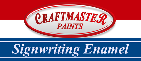 Joby Carter Signwriting Paint Starter Pack