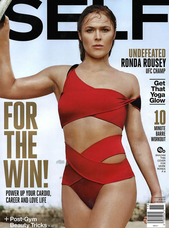 Shop Ronda Rousey's look