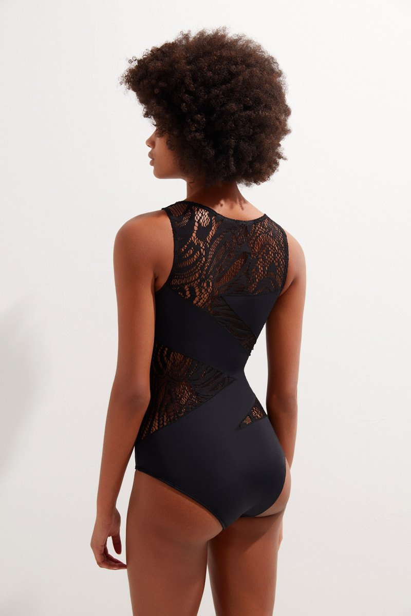 Elizabeth with Lace - OYE Swimwear