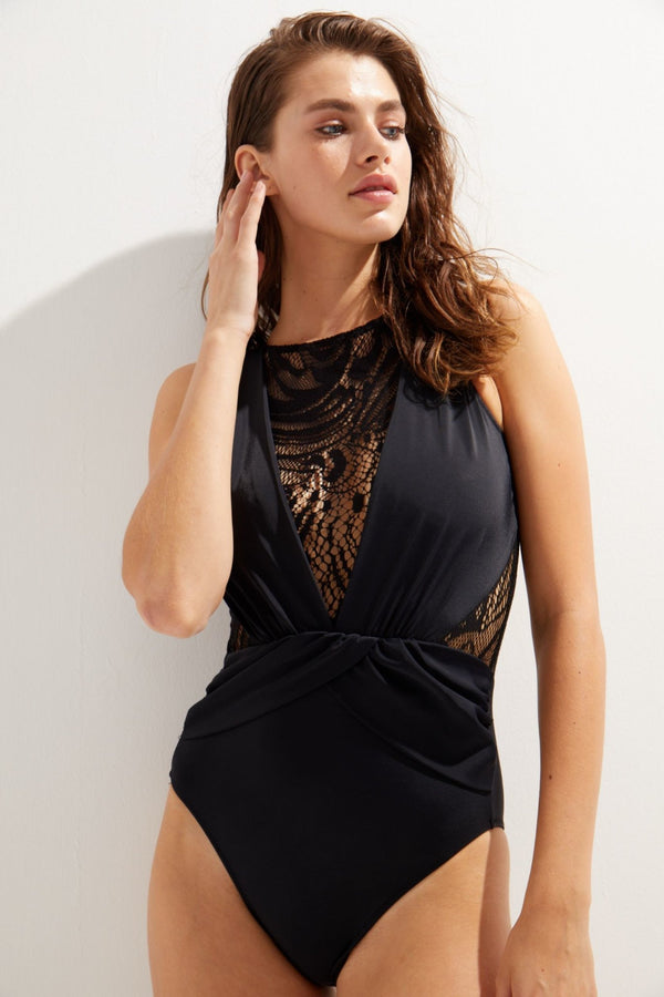 Elvira with Lace - OYE Swimwear