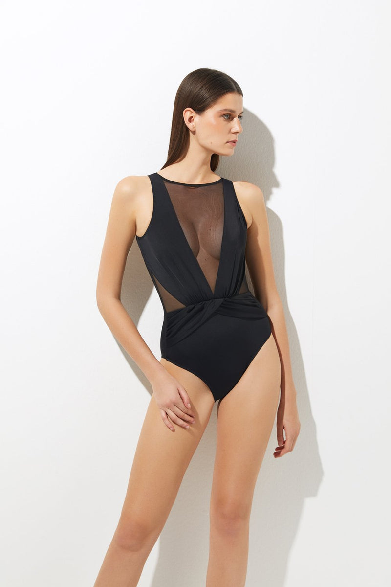 Elvira with Tulle - OYE Swimwear