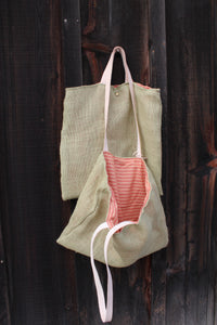 Olive Sea Salt Tote