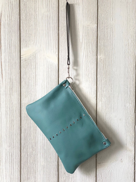 Etta Mini Bag in Lagoon