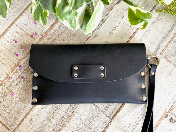 Signature Wallet in Black