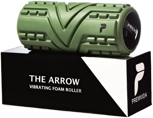 Arrow Vibrating Foam Roller