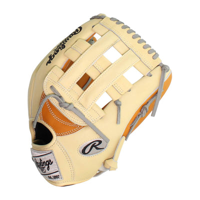 Rawlings Heart of the Hide 12.75 inch Outfield Glove PRO3039-6TC