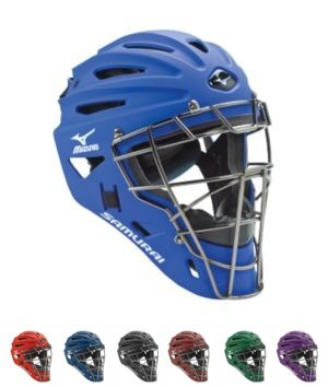 Mizuno Adult Samurai Catchers Helmet