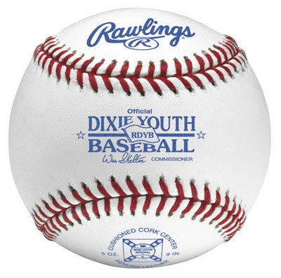 Rawlings - Official Dixie League Youth Baseball - RDYB