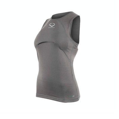 EvoShield Womens Racerback Chest Guard shirt