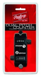 Rawlings Dual Pitch Counter