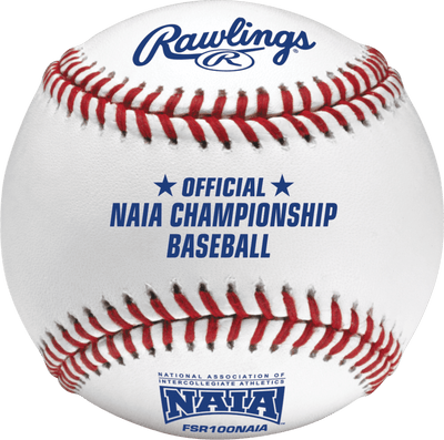 Rawlings Flat Seam Official NAIA Champ Baseball - FSR100NAIA