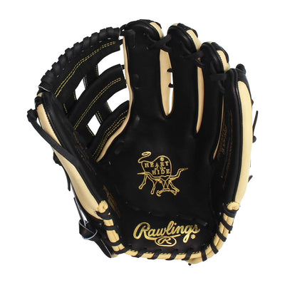 Rawlings Heart of the Hide R2G 12.75 inch Outfield Glove PROR3319-6BC