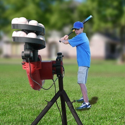 Trend Heater Basehit FastBall Variable Speed Pitching Machine BH199