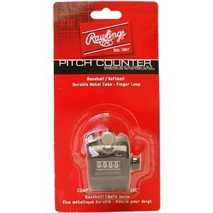 Rawlings Mechanical Pitch Counter