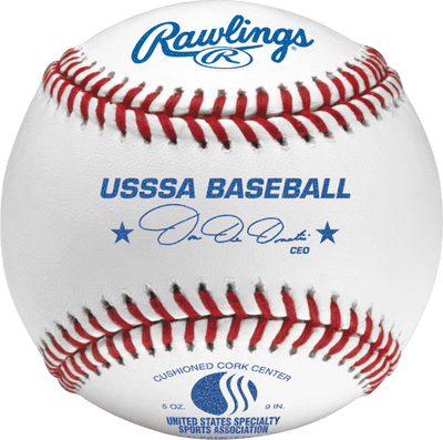 Rawlings USSSA Adult Game Baseball - R200USSSA