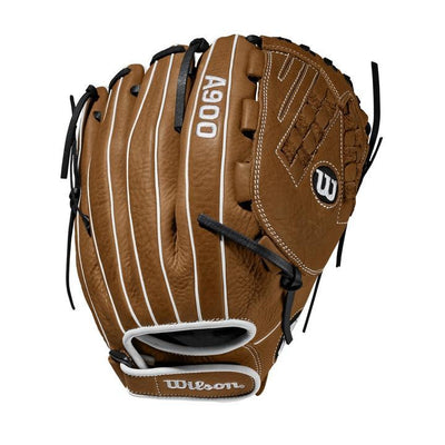 Wilson Aura 12.5 inch Fastpitch Softball Glove A09RF18125