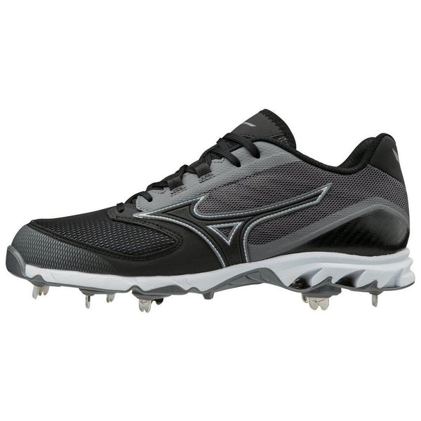 793d999c51a Mizuno Dominant 2 Low Mens Metal Baseball Cleats - Baseball Bargains