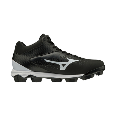 Mizuno Wave Select Nine Mid Molded Baseball Cleats